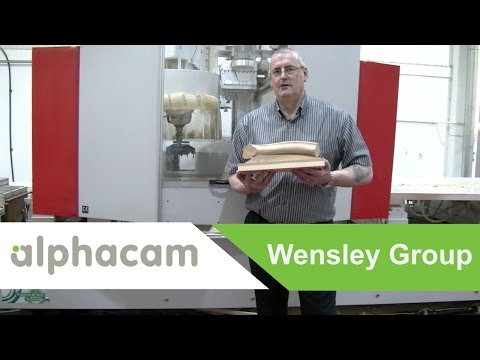 Complex 5-Axis Programming Made Easy | Alphacam Success Story