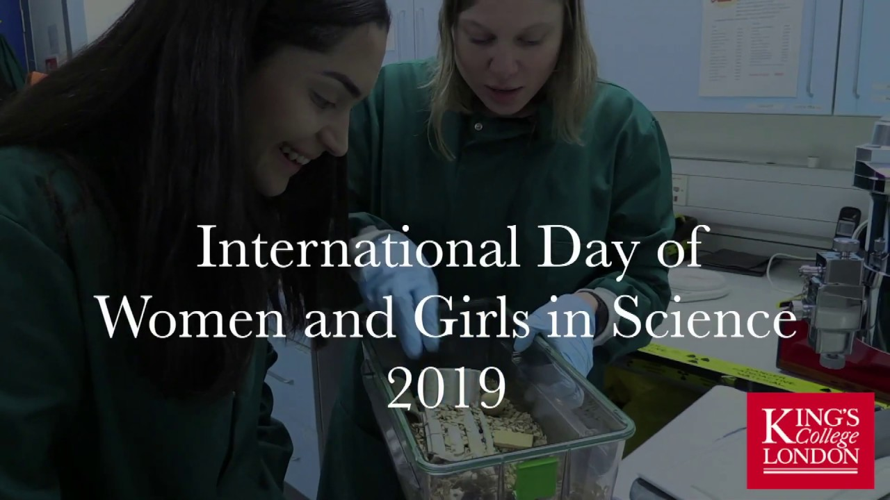 Dr Samantha Terry: Women & Girls in Science 2019