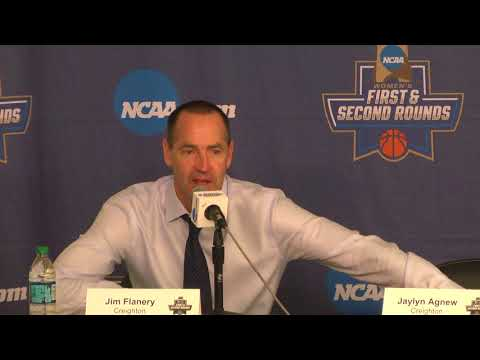 Creighton Women's Basketball vs. Iowa Postgame Press Conference - 3/18/18