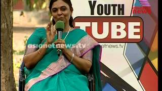 Youth Tube - ADGP B Sandhya  on Youth Tube 25th June 2014 Part 1