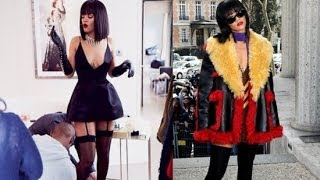 Rihanna, Jared Leto, and All the Paris Fashion Week Highlights | Fashion Flash