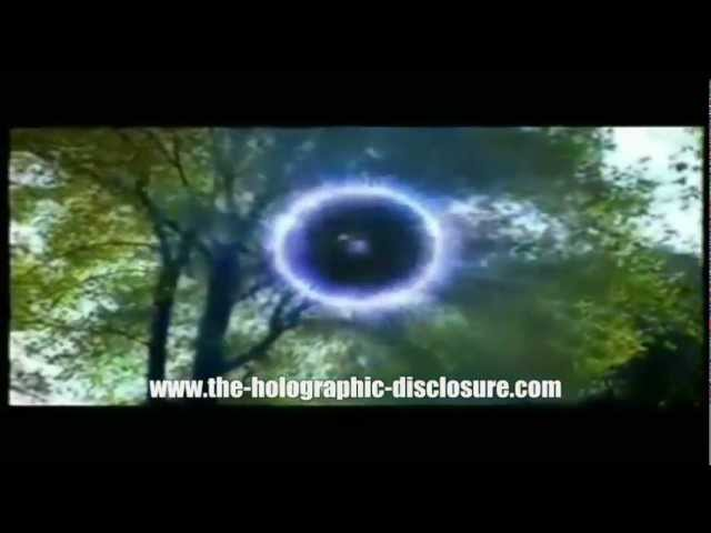 The Holographic Disclosure 1 of 7
