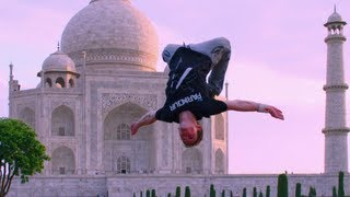 Ryan Doyle Travel Story - Freerunning in India - Episode 4