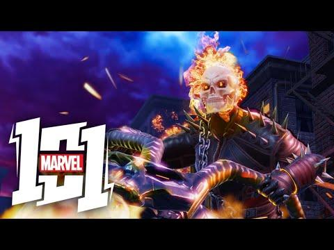 Ghost Rider (Marvel Strike Force) | Marvel 101