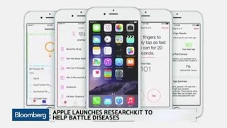 How the iPhone Is Helping Doctors Battle Diseases