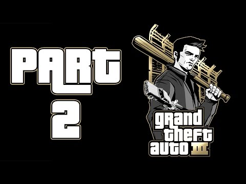 "Grand Theft Auto 3 - Let's Play - Part 2 - ""Destroying A Pedestrian"""