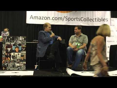 Chet Coppock interviews Doug Buffone, Jr.