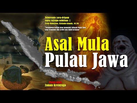 Misteri Asal Mula Pulau Jawa   Diskusi Legenda Kuno