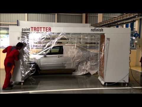 PAINT TROTTER REFINISH Repainting Processes