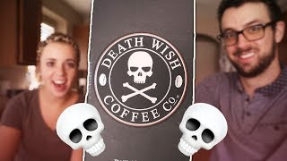 STRONGEST COFFEE EVER?!? - Death Wish Coffee Review