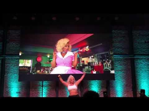 "Trisha Paytas - ""Fat Chicks""  from Yost Theater Anaheim 72118"