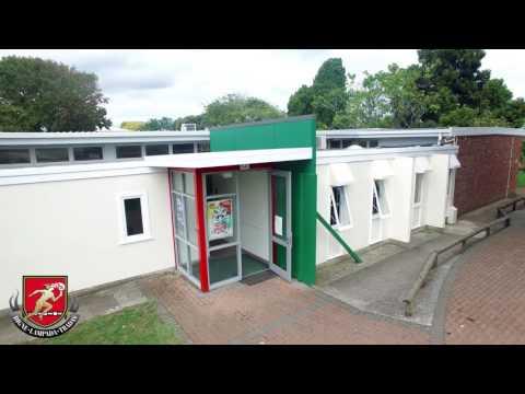 Papatoetoe High School | Auckland | Aerial Flyover