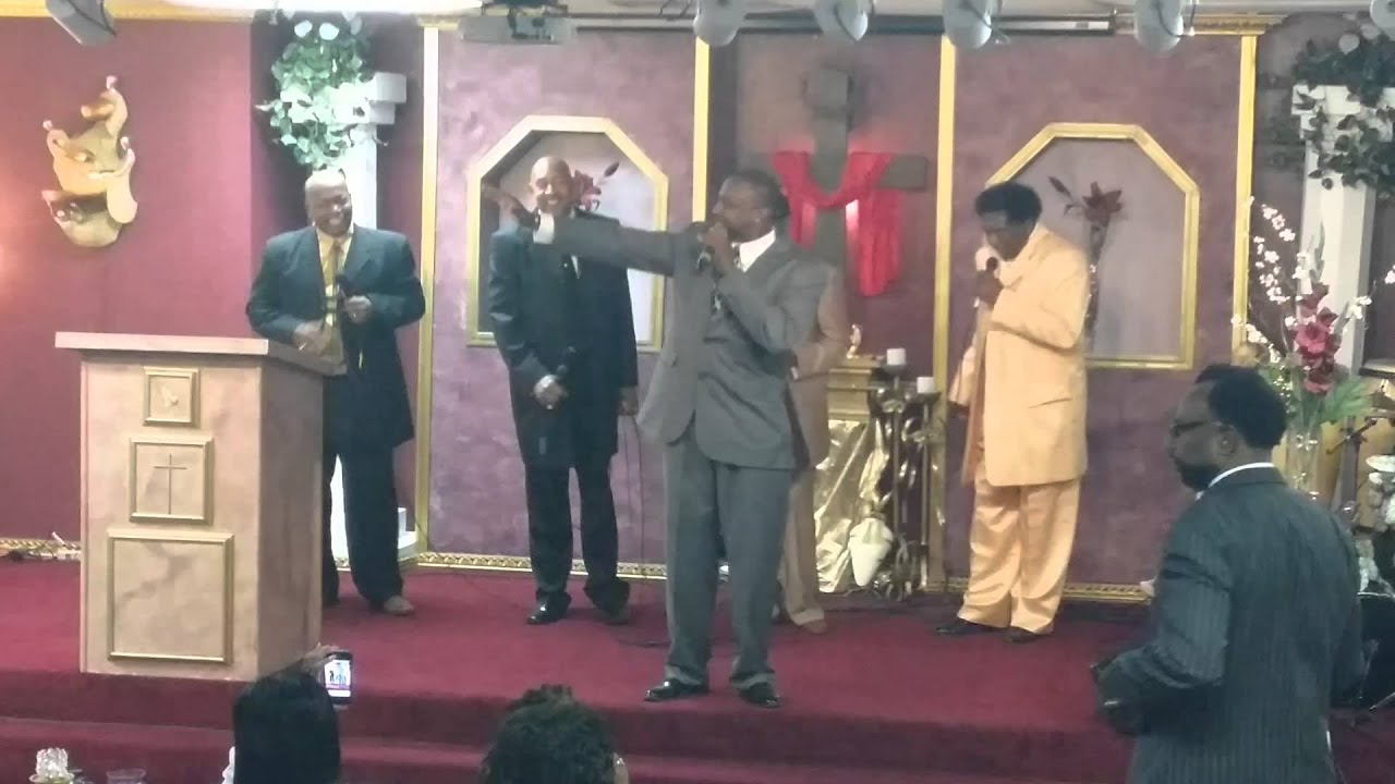 Gospel Group Singing 109