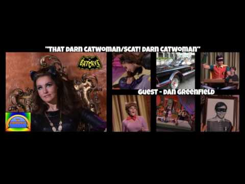Episode 38: That Darn Catwoman/Scat! Darn Catwoman
