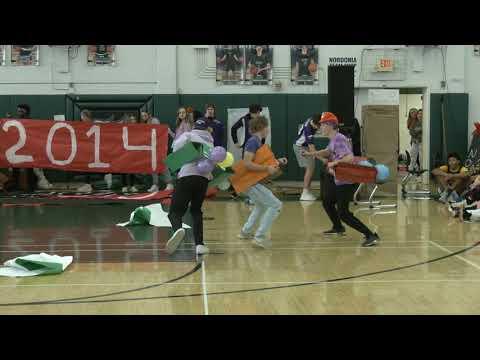 Nordonia High School Lip Sync 2019-20 Sophomore Class (in 4K)