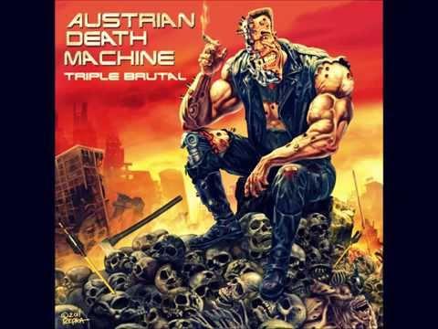 Austrian Death Machine - Crom