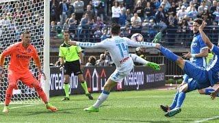 أهداف مباراة إيمبولي ونابولي 2-3 الدوري الإيطالي