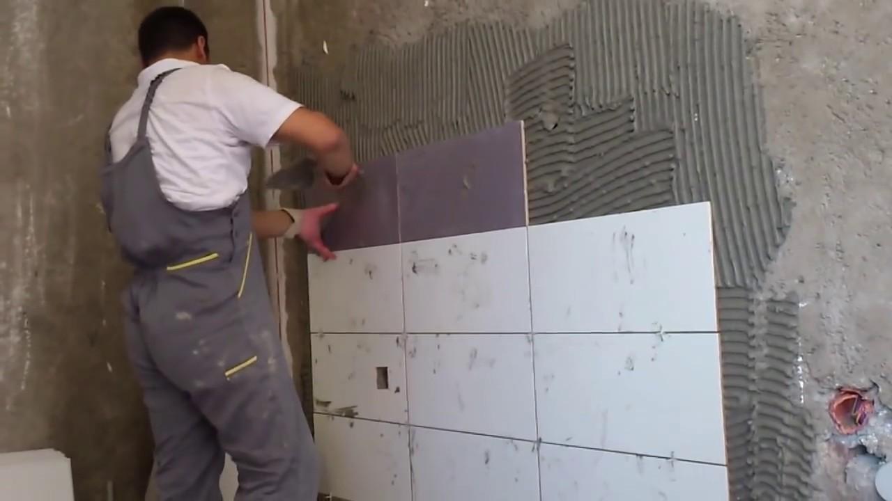 Seramik fayanslar ve montajı