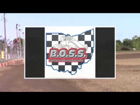 BOSS at Montpelier Motor Speedway 9-9-17