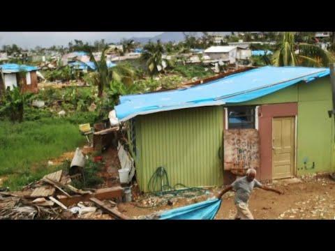 FEMA aid supplies missing in Puerto Rico