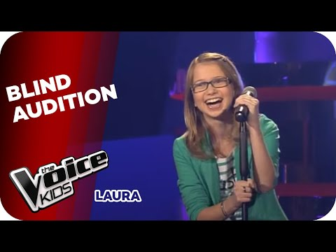 Thumbnail: Whitney Houston - I will Always Love You (Laura) | The Voice Kids 2013 | Blind Audition | SAT.1
