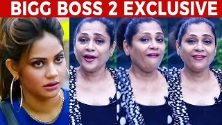 Uma Riyaz Imitates Aishwarya on BIGG BOSS 2