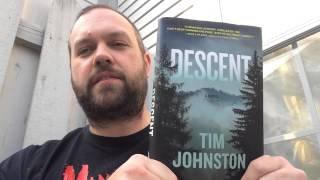 Book Review: DESCENT (2015) NY Times Best Seller!