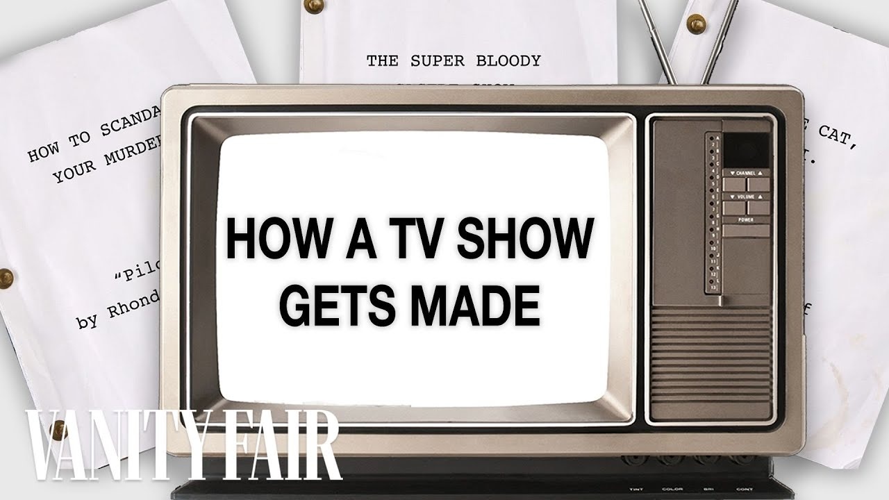 How Television Shows Get Made