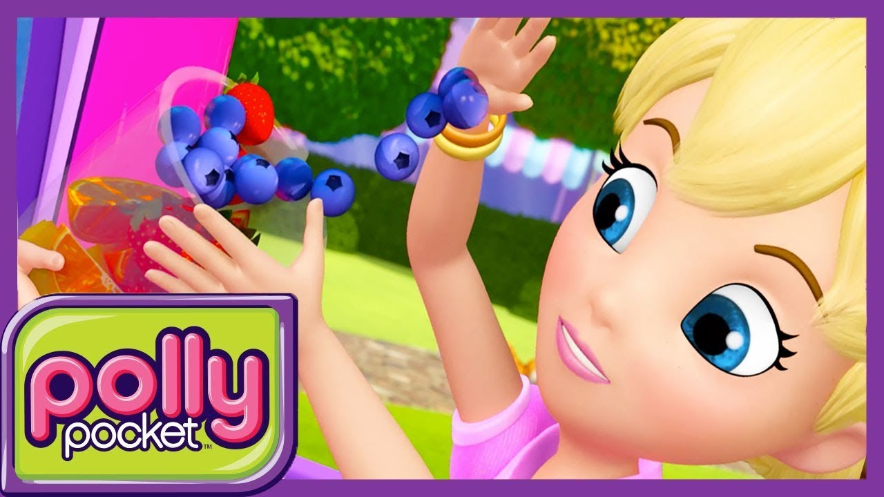 Polly Pocket full episodes | Griddle me this! - 1 Hour | New Episodes HD | Kids Movies | Girls Movie