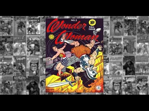Wonder Woman vol 1 #02   The God of War!
