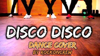 Disco Disco | Rock on Crew | Dance choreography |Dance in Ajmer