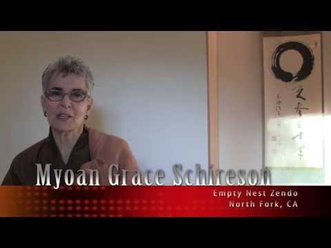 Myoan Grace Schireson on Meeting with Shunryu Suzuki | FILM SHORTS