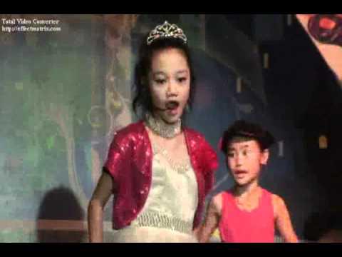 Chu ech con.... ca sĩ Nhí Hương Ngọc An.flv