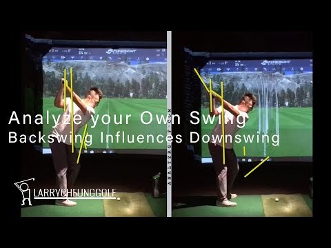 How To Analyze Your Own Swing #2 - How Improving The Backswing Improves The Downswing