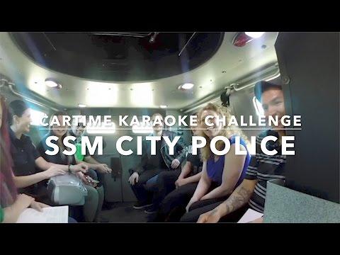 Cartime Karaoke Challenge: SSM City Police