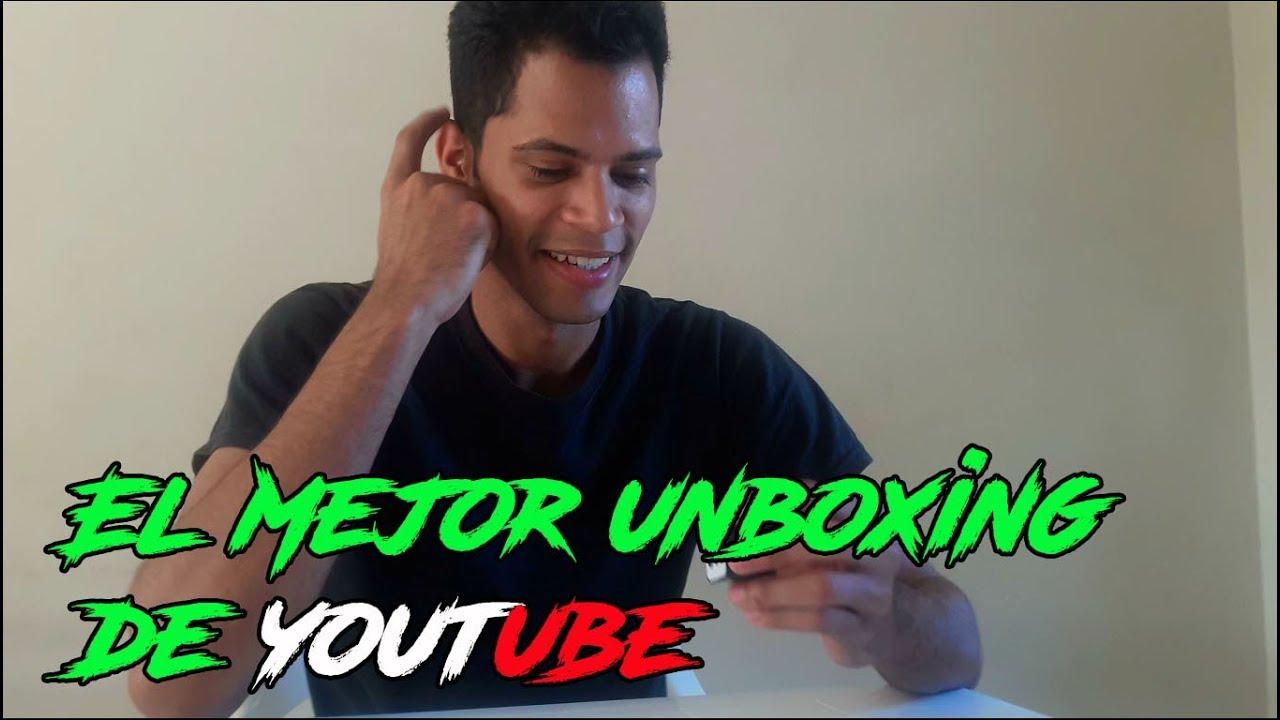 El Mejor UnBoxing que veras en YOUTUBE | Limitless