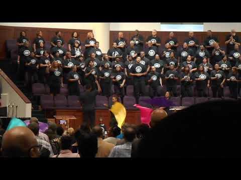 St. Paul's Unisex Choir-108th Church Anniversary Party