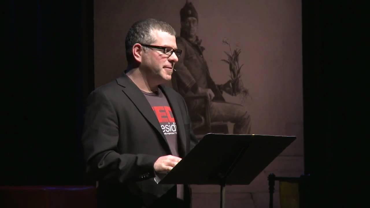 TEDxPresidio - James Kass - How to Build a Non-Profit...