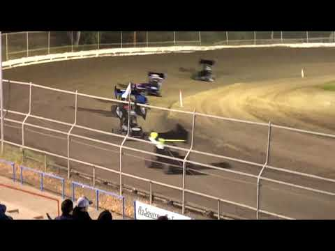 Plaza Park Raceway Turkey Night 11/16/18 Restricted Main