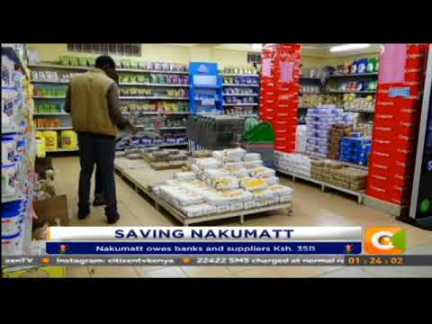 Nakumatt administrators on Tuskys takeover deal