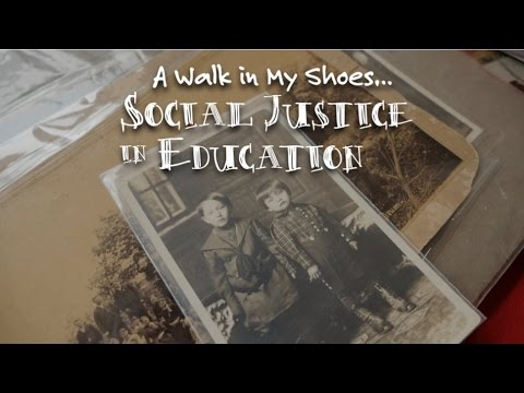 A Walk in My Shoes: Social Justice in Education Full Documentary
