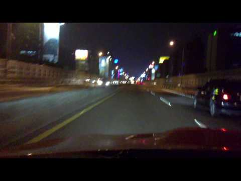 cruising in Taipei  saw a crazy car.MP4