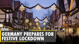 Germany to enter holiday season coronavirus lockdown COVID 19 Festive Season Angela Merkel