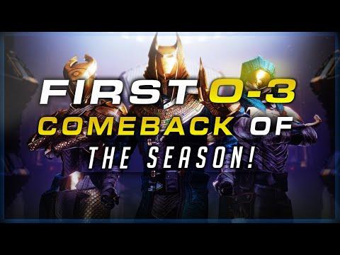 My First 0-3 Comeback Of Season 10