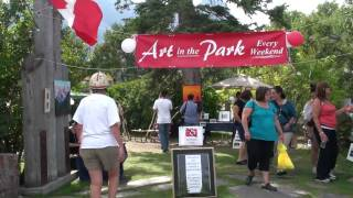 Canmore Arts Festival-Bainto FB Video Files