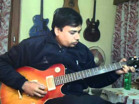 Guitar meri maa guitar tabs : Meri Maa on guitar - YouTube