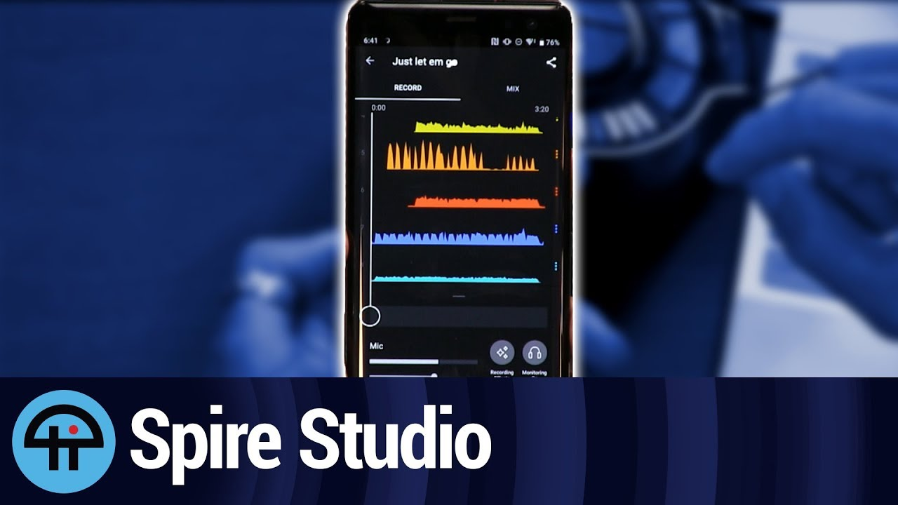 Spire Studio for Android