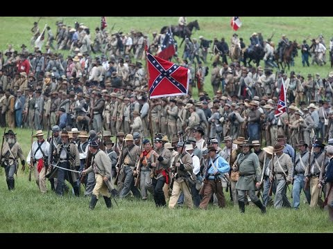 Ultimate General Gettysburg Confederate Desperate Charge on Round Top