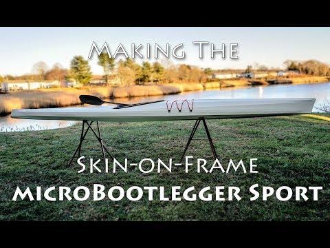 Making the Skin-on-Frame Kayak - Build Overview