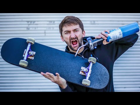 Can We Break The Indestructible Line X Skateboard? | Indestructible Ep. 2